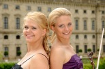 Angelika Mutterer, piano and Anna Dorothea Mutterer, violin